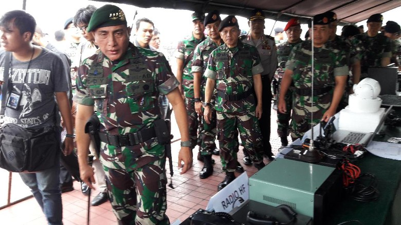 Amankan KTT IORA di Jakarta, TNI/Polri Siapkan 12.000 Personel
