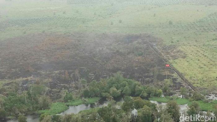 Foto: Dok Satgas Udara Kebakaran Hutan dan Lahan