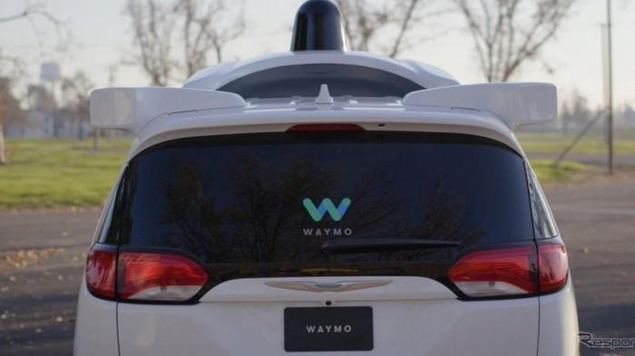 Mobil Waymo