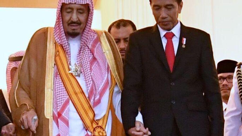Jokowi: Kita Ingin Genjot Investasi dari Negara-negara Muslim