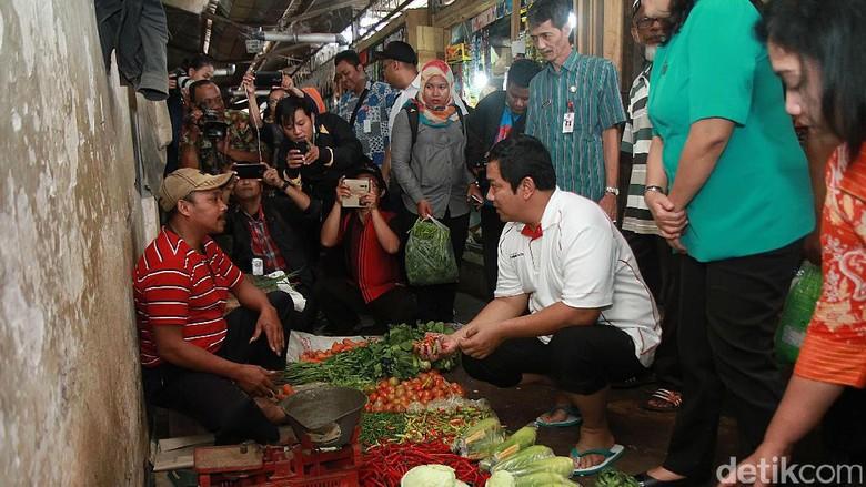 Diduga Dijual, 350 Kios di Pasar Tradisonal Semarang akan Disegel