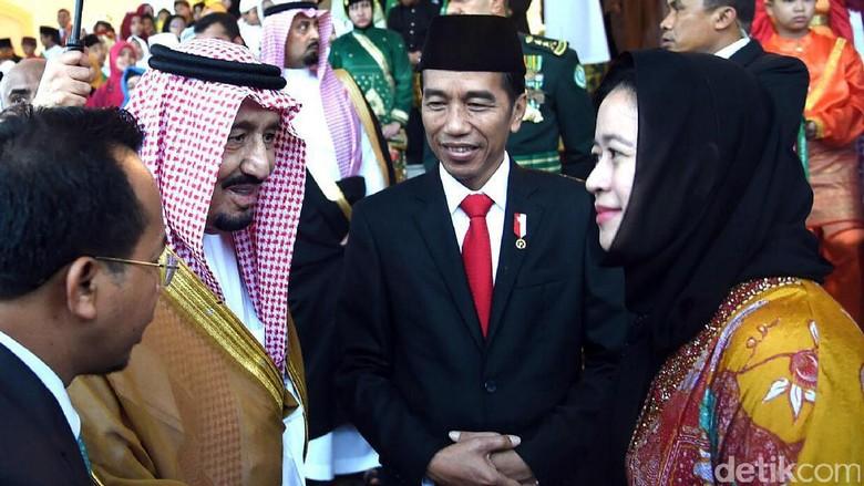 Berkesannya Pertemuan Raja Saud-Sukarno bagi Raja Salman