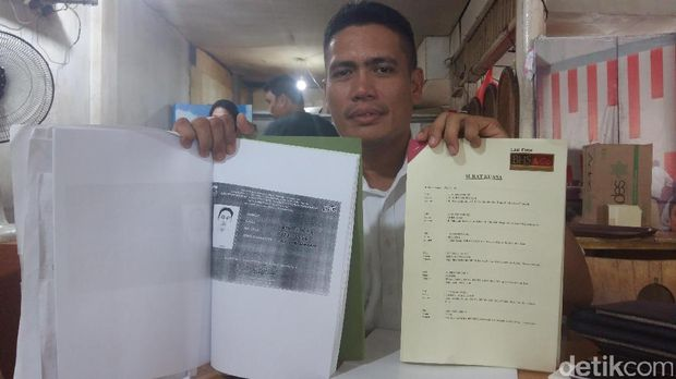 Pedagang Lapo di Belakang DPR Minta Mediasi dengan Pengelola