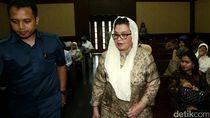 Eks Menkes Siti Fadilah Ajukan PK Kasus Korupsi Alkes