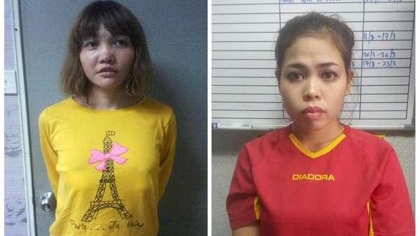 Jaksa Malaysia Tolak Cabut Dakwaan Doan di Kasus Kim Jong-Nam