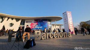 MWC 2020 Barcelona Batal, Kerugian Ditaksir Rp 7,4 Triliun!
