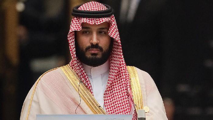 Pangeran Mohammed bin Salman mencetak sejarah sebagai Menteri Pertahanan termuda (Getty Images/independent.co.uk)