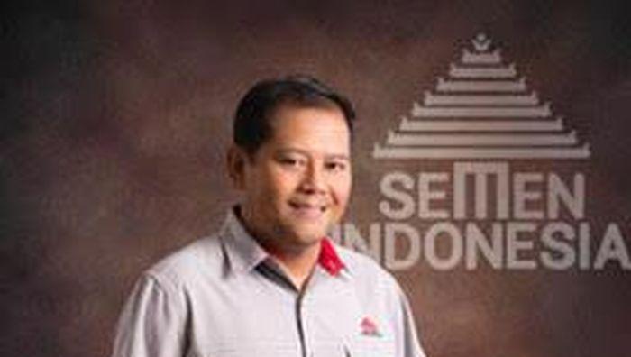 Corsec Semen Indonesia Agung Wiharto (Foto: Dok PT Semen Indonesia)