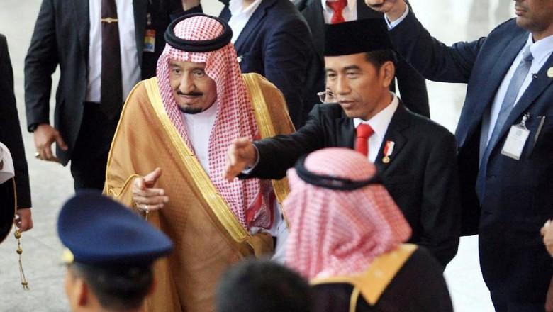 MoU Ujaran Kebencian RI-Saudi Diteken Saat Raja Salman ke Bogor