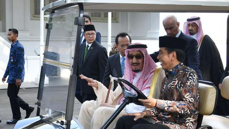 Melihat Kembali Kesepakatan Hasil Kunjungan Raja Salman ke Indonesia