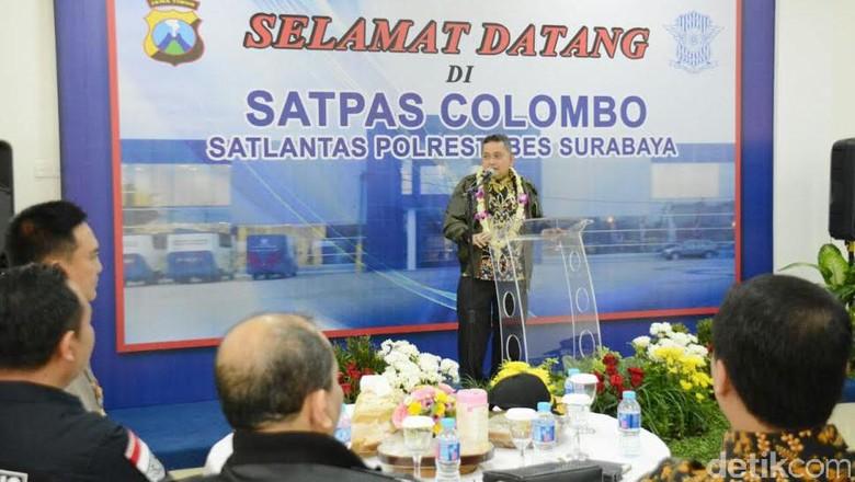 Layanan SIM Polrestabes Surabaya Ditutup Sementara