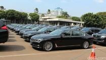 Giliran Rangkaian Mobil Mewah KTT IORA yang akan Ramaikan Jakarta