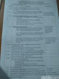 Ini Susunan Acara Kunjungan Raja Salman di DPR Hari Ini