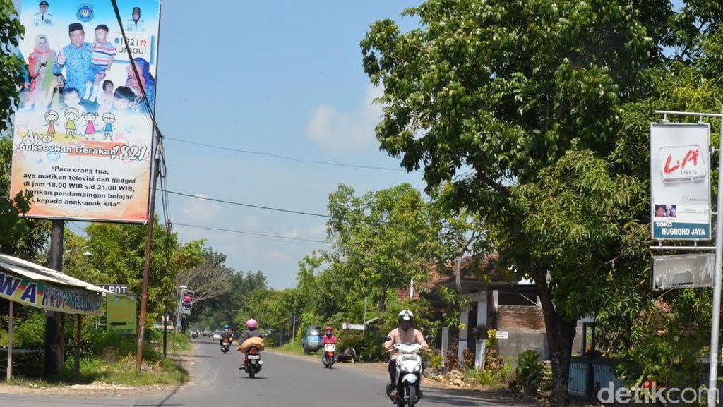 191.000 Km Jalan Itu untuk 75.000 Desa Pak Dahnil, Tidak Banyak
