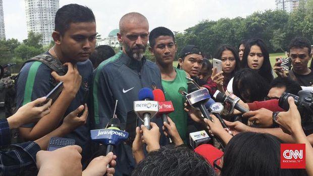 Eduardo Perez mengaku sudah cukup mengenal kualitas pemain Timnas Indonesia U-19.