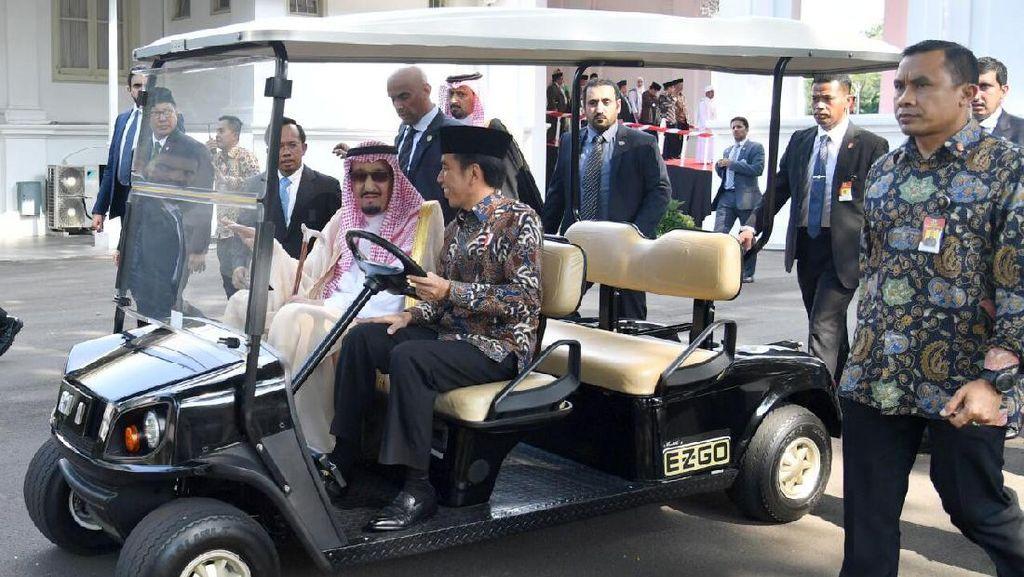 Lebih Siap Mana, RI atau Malaysia Tampung Investasi Arab Saudi?