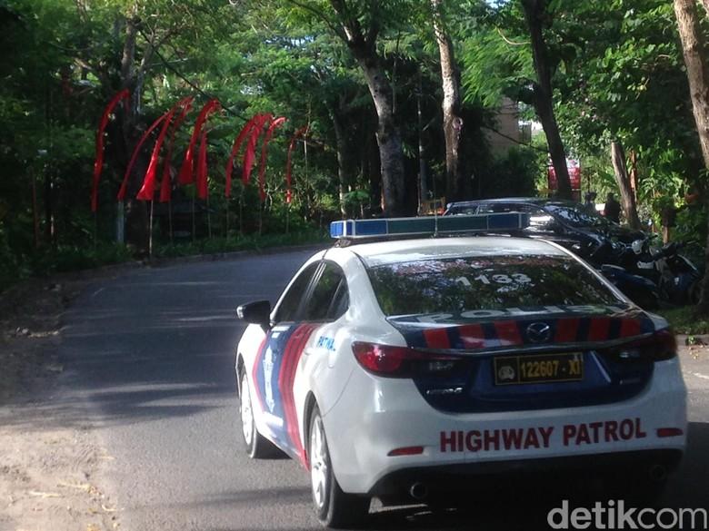 Ilustrasi mobil patroli polisi. Foto: (Afif/detikTravel)