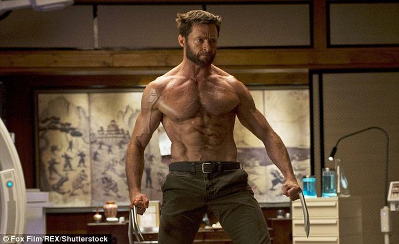 Ternyata ia baru saja bertemu dengan seorang aktor yang sebenarnya dipilih pertama kali untuk memerankan tokoh Wolverine.Dok.21CenturyFox