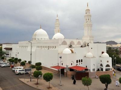 Bukan 5 Masjid Biasa di Arab Saudi