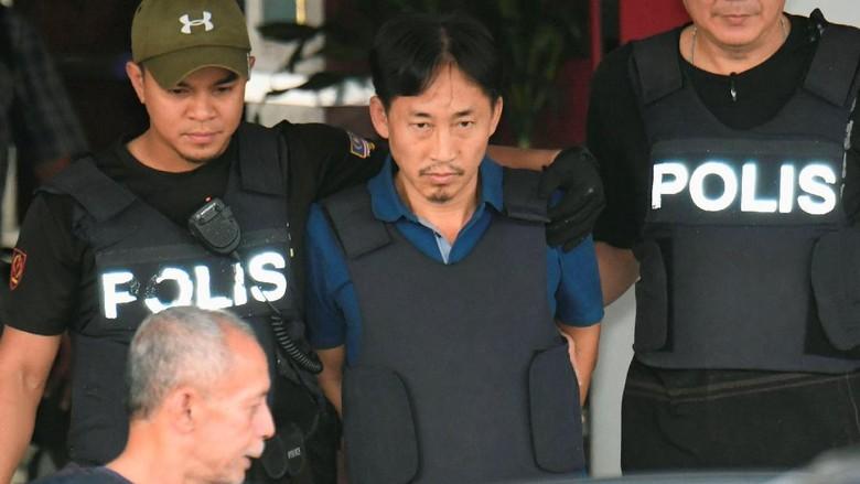 WN Korut di Kasus Jong-Nam Dibebaskan dan Dideportasi
