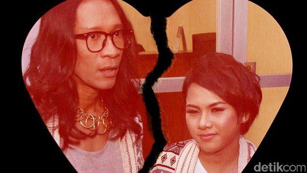 Tiwi eks T2 Gugat Cerai Suami, Ahmad Dhani Dituding Berutang Rp 100 Juta