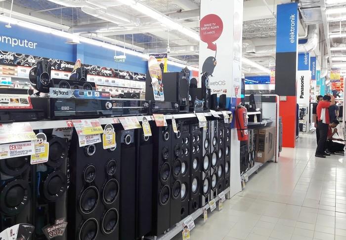Tambahan Diskon 5 Promo Elektronik Di Transmart Carrefour