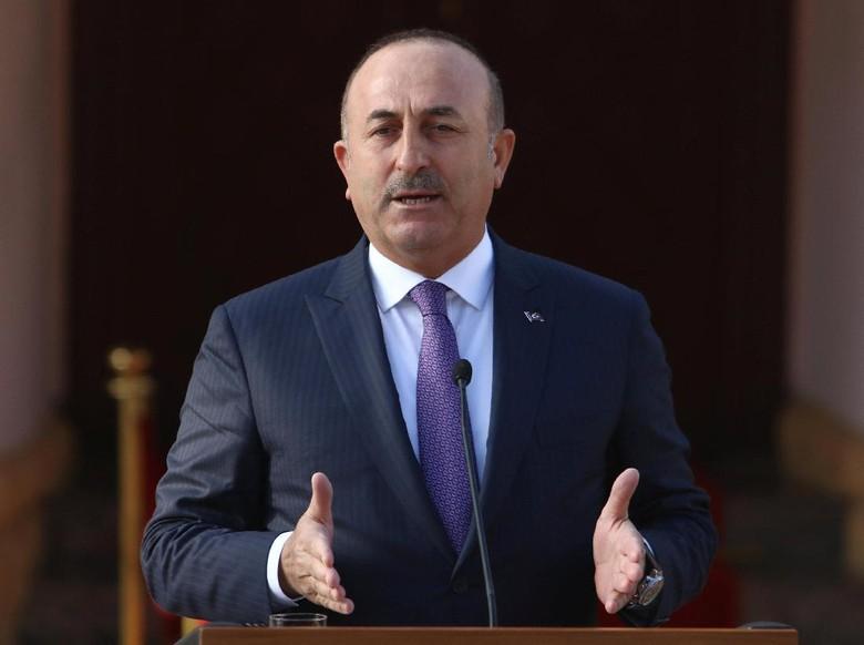 2 Menterinya Dijatuhi Sanksi, Turki Ancam AS