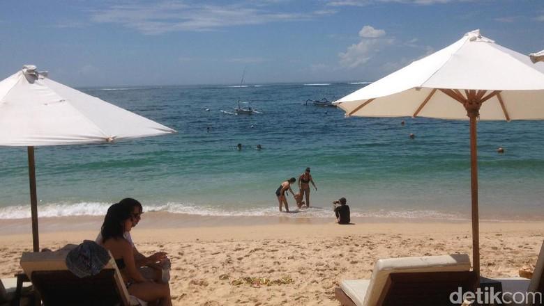 Pantai Geger (Afif/detikcom)