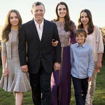 Foto: Pesona Putri Iman, Anak Ratu Yordania yang Baru Berusia 20 Tahun