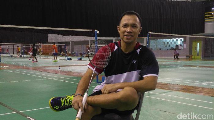 Richard Mainaky, pelatih ganda campuran pelatnas Cipayung