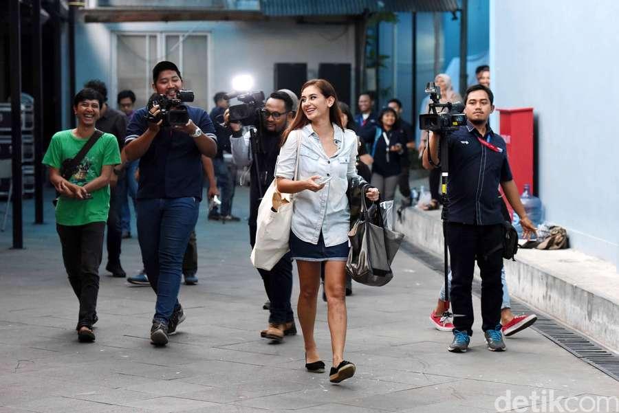 Lagi Kasmaran, Marissa Nasution Happy Banget