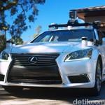 Mobil Tanpa Sopir Pertama Toyota