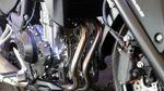 Wujud Moge Petualang CB500X Terbaru di RI yang Harganya Setara Avanza Cs