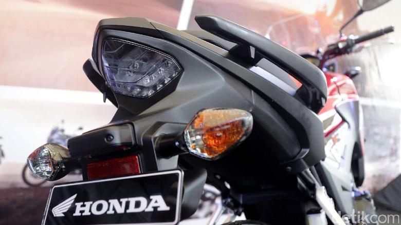 Motor Honda (Foto: Grandyos Zafna)