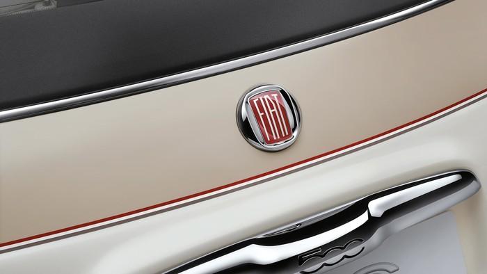 Fiat 500 Edisi Ultah ke-60