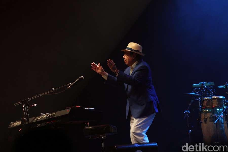 Sergio Mendes Sihir Java Jazz Nikmati Irama Latin