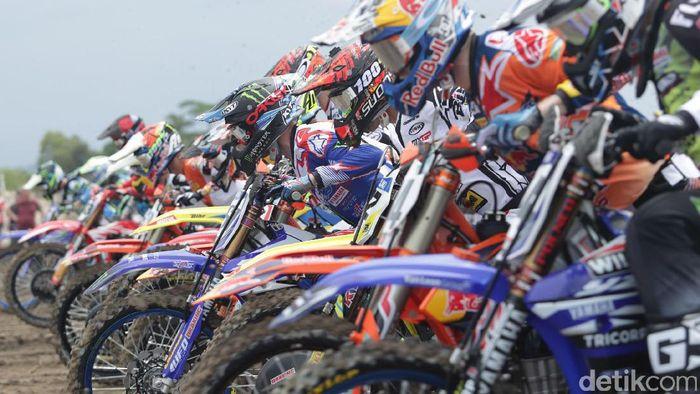 Indonesia akan menggelar dua seri MXGP di tahun 2018 ini. (Foto: Grandyos Zafna)