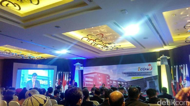 Kemenkum HAM Soroti Tata Kelola LP di Konferensi ACCFA