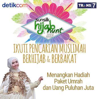 Fatin Shidqia Senang Hijabers Indonesia Ikut Sunsilk Hijab Hunt 2017