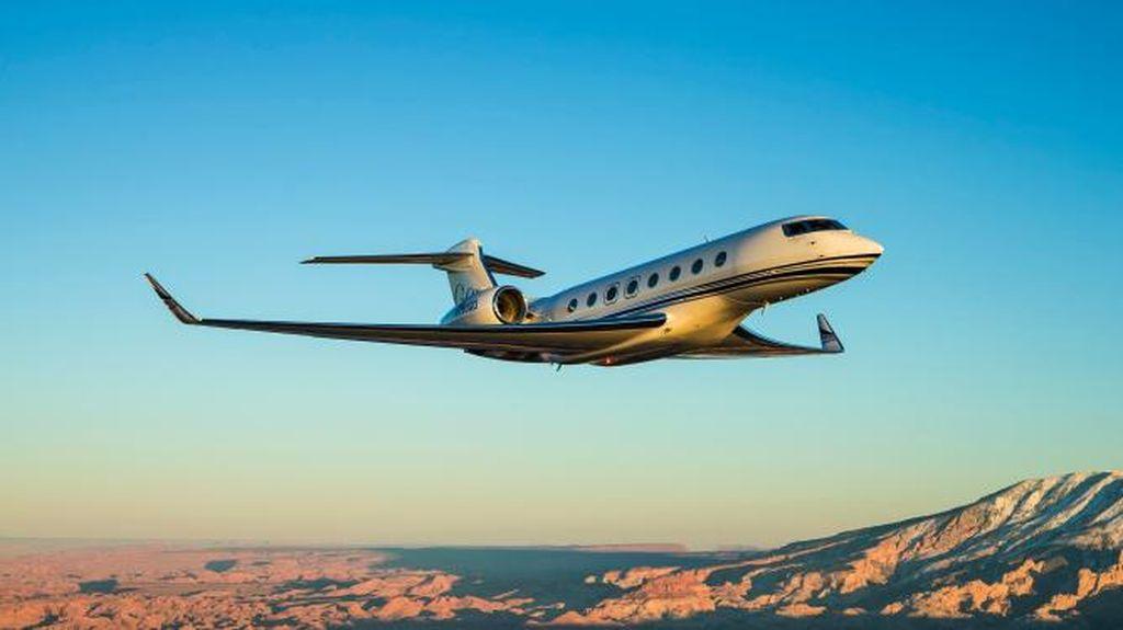 Menengok 4 Pesawat Super Mewah Koleksi Bill Gates