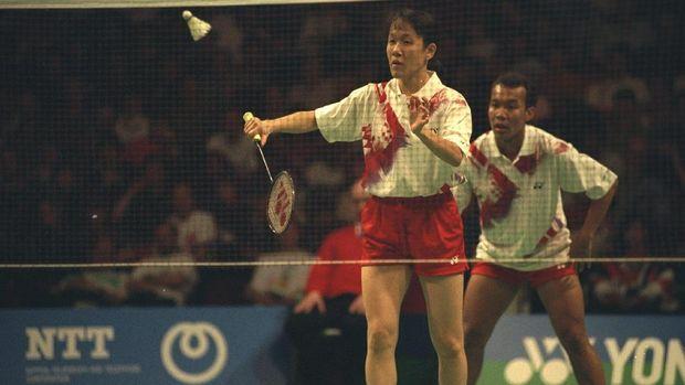 Tri Kusharjanto/Minarti Timur lima kali juara dalam lima tahun di Indonesia Open.