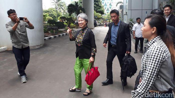 CEO Temasek Holdings, Ho Ching. Foto: Fadhly Fauzi Rachman/detikFinance
