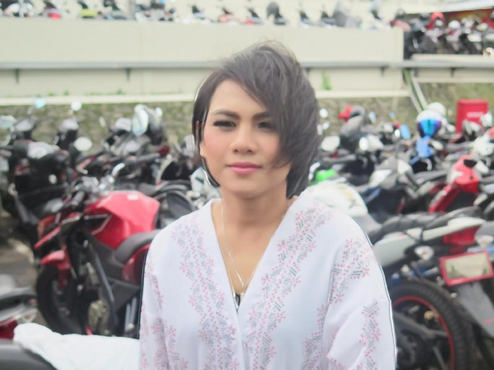 Evelyn di Trans TV