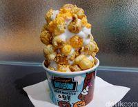 Sweet Monster: Creamy Lembut, Es Krim Vanilla dengan
