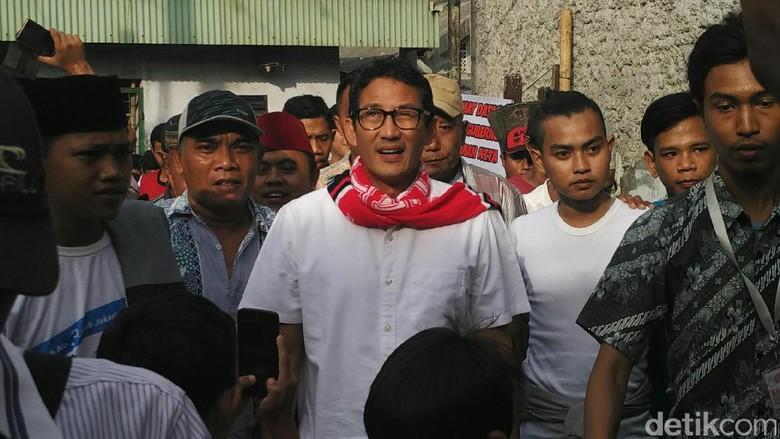 Anies Dilaporkan ke KPK, Sandiaga: Saya Yakin Beliau Tak Bersalah