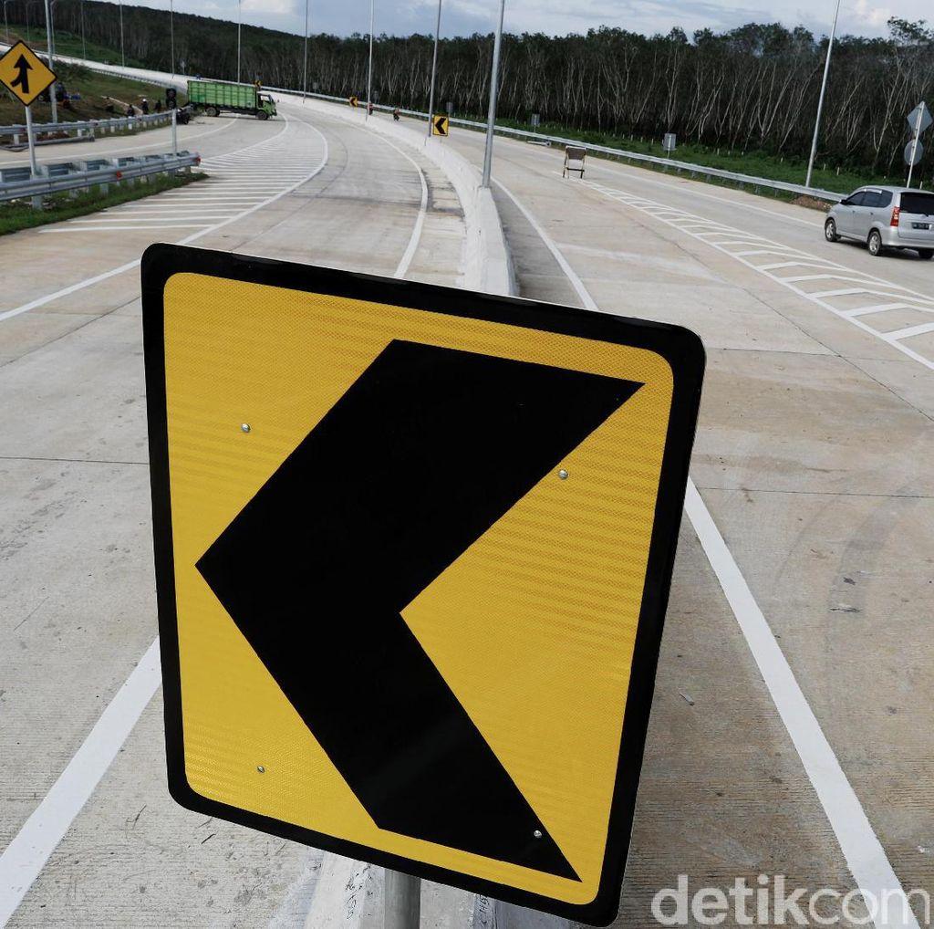 Tol Lampung-Palembang Baru Bisa Rampung Medio 2019