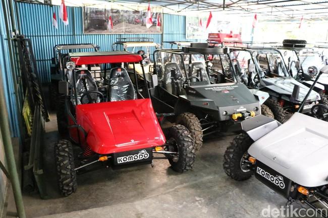 Akhirnya Indonesia Punya Mobil Buatan Anak Bangsa Lagi