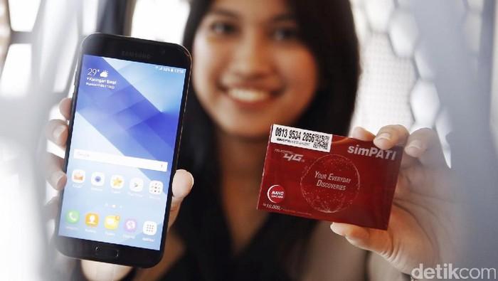 Telkom secara eksklusif bekerjasama dengan Samsung menghadirkan bundling Galaxy A 2017 dilengkapi dengan layanan data 4G LTE.