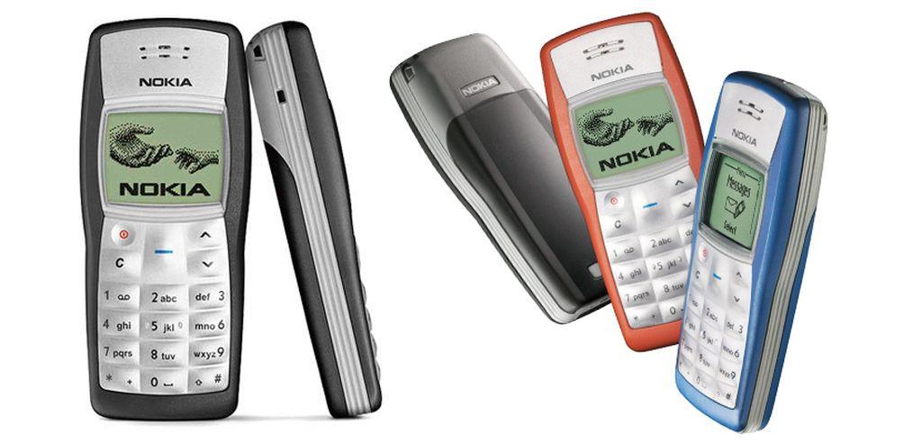 Di peringkat pertama, meski tidak sepopuler Nokia 3310, tapi Nokia 1100 yang dijual pada tahun 2003 sudah terjual lebih dari250 juta di seluruh dunia, menjadikannya ponsel paling banyak dibeli sepanjang masa, sampai saat ini. (Foto: Internet)