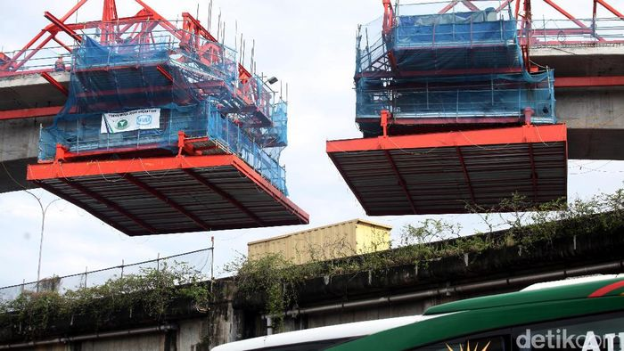 Pembangunan MRT (Foto: Lamhot Aritonang)